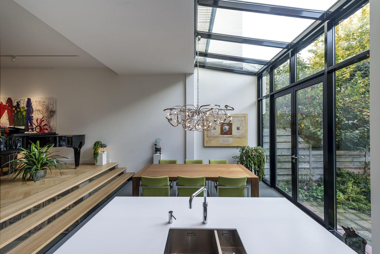 verbouwing woonhuis amsterdam zuid gietermans van dijk architecten dvdh interieurarchitecten