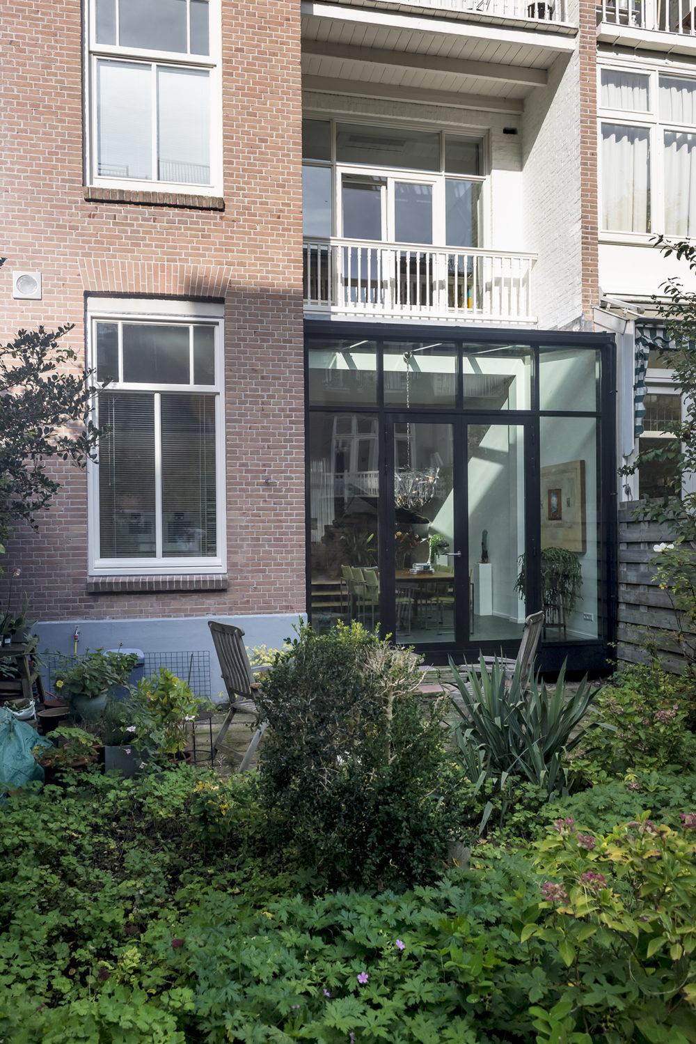 Verbouwing woonhuis amsterdam zuid gietermans van dijk Interieurarchitecten en interieuradvies amsterdam