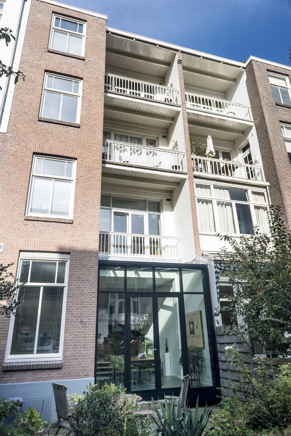 Verbouwing woonhuis amsterdam zuid gietermans van dijk for Woonhuis rotterdam